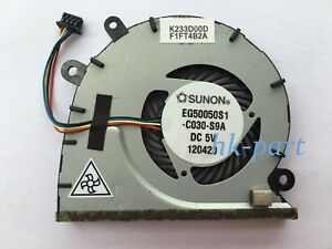 NEW-for-Dell-Latitude-6430U-series-CPU-Cooling-Fan-0YH18X-YH18X-DC28000C3S0