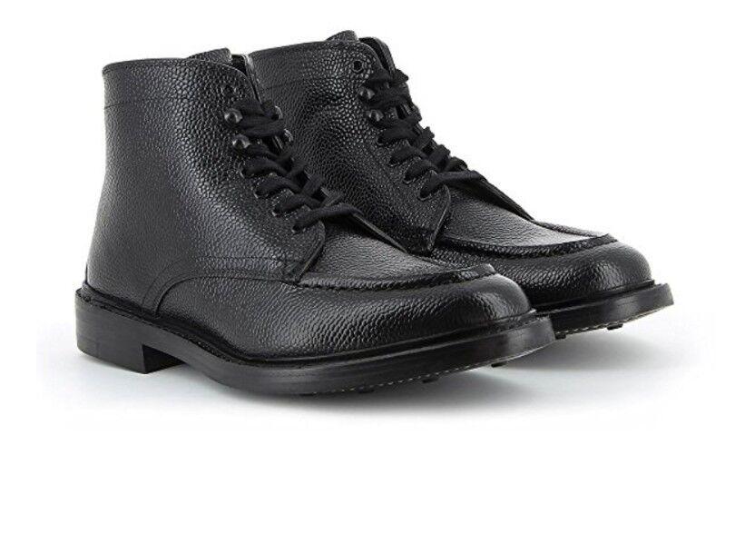 Grembiule G.H BASS Abito Boot SCOTCH GRANO NERO EU 40 Scarpe classiche da uomo