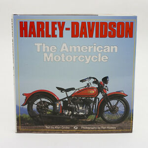 Harley Davidson Origin >> Details About Harley Davidson The American Motorcycle History Of Its Origin Thru The 1980 S