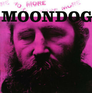 MOONDOG-MORE-MOONDOG-4-MEN-WITH-BEARDS-RECORDS-VINYLE-NEUF-NEW-VINYL-LP