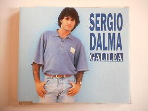 SERGIO-DALMA-GALILEA-CD-MAXI-PORT-GRATUIT