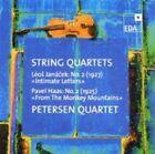 Janacek Haas Petersen Quartett String Quartets