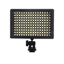 Pro 160 LED Video Light Lamp for Canon Nikon Pentax DSLR Camera Video Camcorder