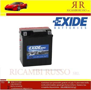 EXIDE-BATTERIA-YTX7L-BS-PER-KAWASAKI-KLX-250-2000-2001-2002-2003-2004-2005