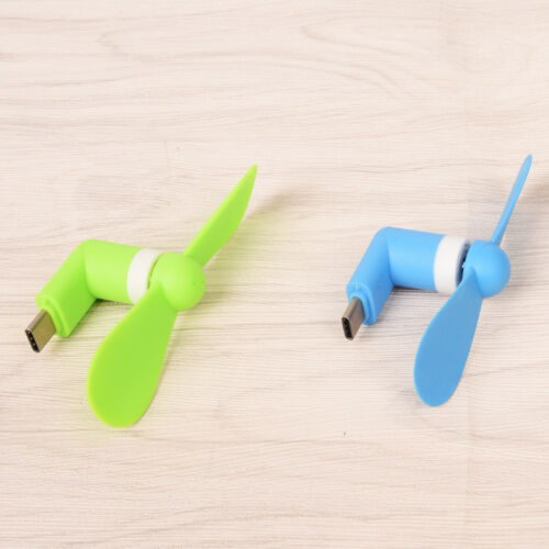 Typ-C USB Fan Android Handy Mini tragbare Kühlung für Samsung Gala G3D