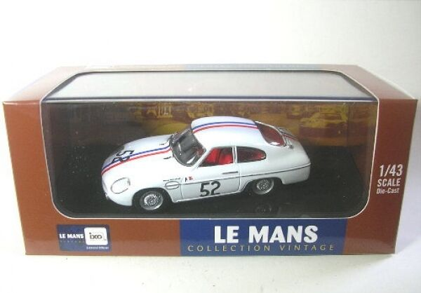 Db Panhard HBR5 No.52 Lemans 1961