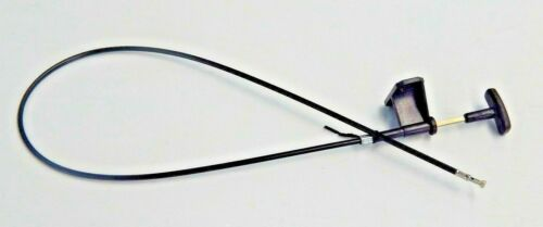 MAZDA 929 RX4 BONNET HOOD RELEASE CABLE