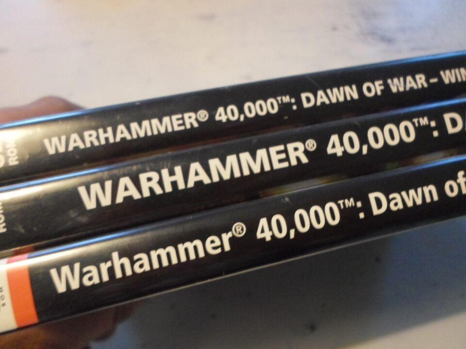 Warhammer DAWN OF WAR 3 styks, til pc, strategi