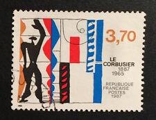 "Frankreich ""Kunst Le Corbusier"" Mi.Nr: 2602 gestempelt/o (b53,13)"