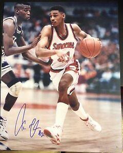 HAKIM WARRICK Signed Autograph Auto 8x10 Photo Picture Syracuse Orange SU COA