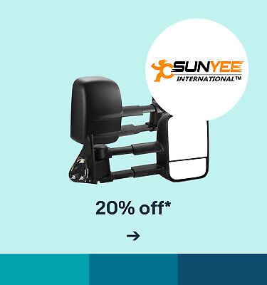 20% off* Sunyee