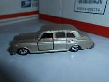 VTG 1976 TOMICA TOMY ROLLS ROYCE PHANTOM VI NO. F6 MADE IN JAPAN S-1/78