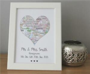 Personalised-Love-Heart-Map-Honeymoon-Wedding-Gift-Couples-Memory-Keepsake-Trip