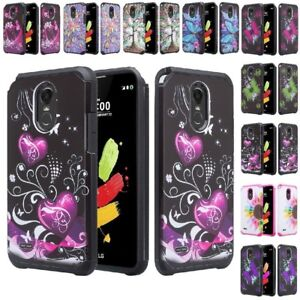 san francisco c780d bbdb8 Details about For LG Stylo 3 / Stylo 3 Plus Slim Hybrid Hard Astro Armor  Case Skin Phone Cover