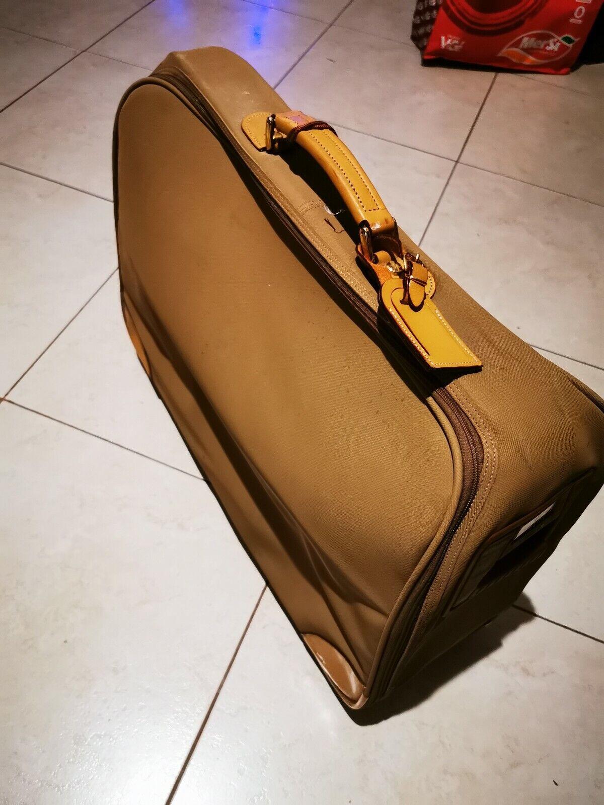 Valigia Brics fondo di magazzino nuova 67 X 48 vintage
