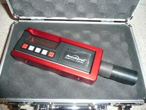 LONGACRE Digital Kart Caster / Camber Gauge with AccuLevel