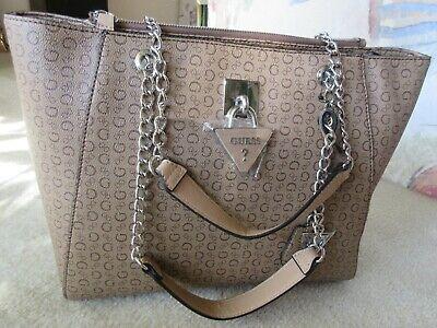 AUTHENTIC GUESS Baldwin Park Carryall bag, Women's Fashion