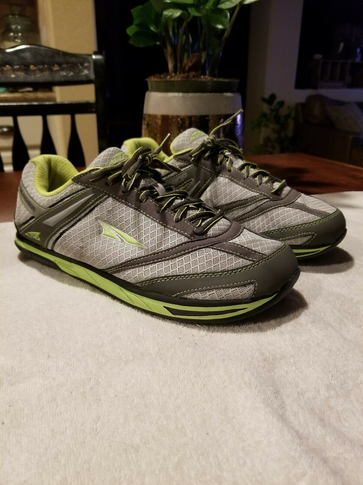 Altra The Provision Run Natural Zero Drop A1234-3-130 Mens Sz 11.5 Running shoes