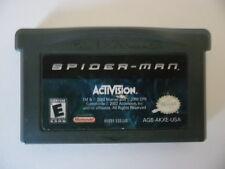 SPIDER-MAN - NINTENDO GAME BOY ADVANCE