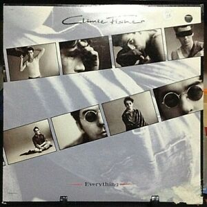 CIMIE-FISHER-Everything-Released-1987-Vinyl-Record-Collection-US-pressed
