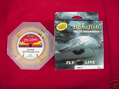 Rio Fly Line Bonefish WF7F GREAT NEW