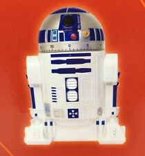 R2D2 Star Wars Kitchen Timer Countdown With Rotating Head Fun Kids Timeout NEW
