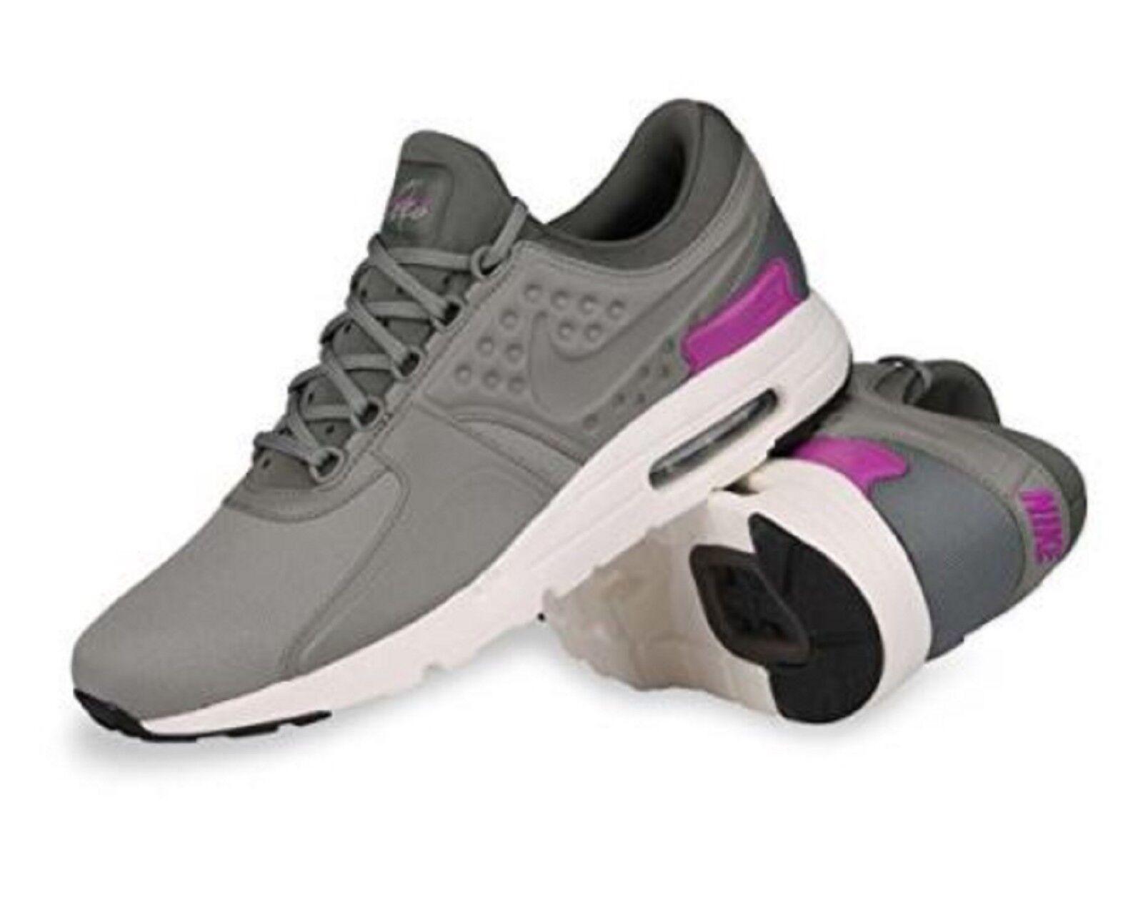 Nike NEW Mens Air Shoes Max Zero Premium Running Shoes Air 881982-004 Size 11 150 b77aa3