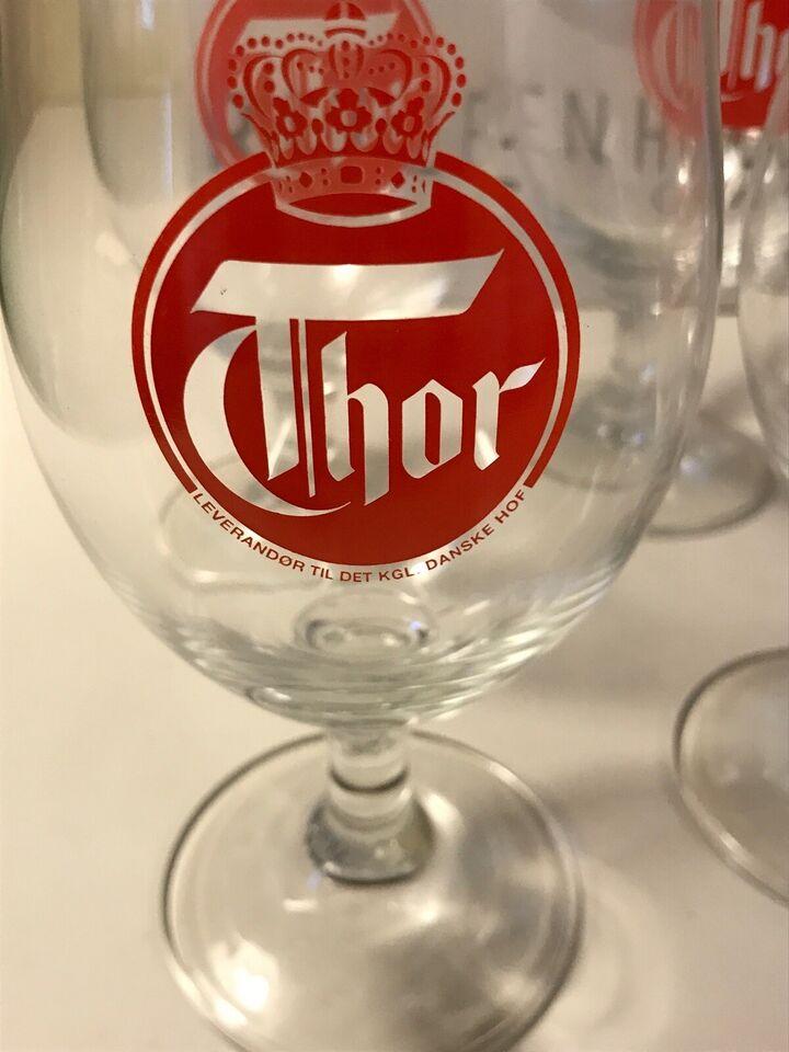 Glas, Ølglas, Thor
