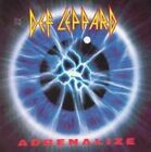 Adrenalize by Def Leppard (CD, Mar-1992, Sammel-Lab)