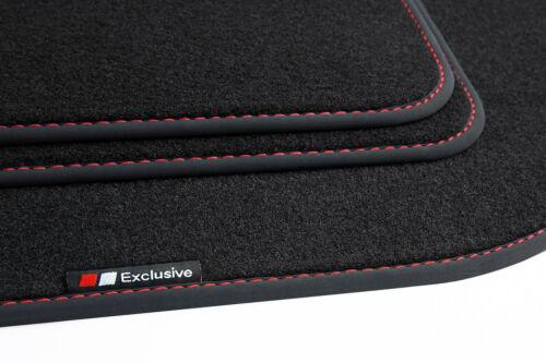 Exclusive Design Voiture Tapis de sol pour Fiat 124 Spider Année de construction 2016