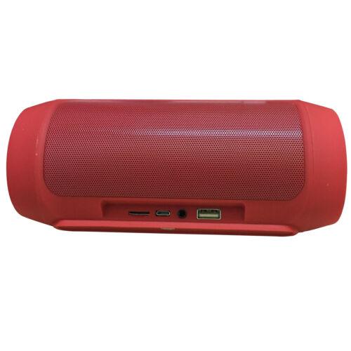 Wireless Bluetooth Mini Speaker Waterproof Portable Outdoor Stereo Loudspeaker
