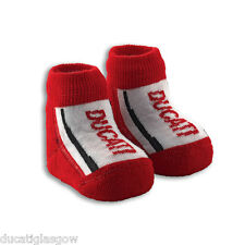 Ducati Baby Socks Red