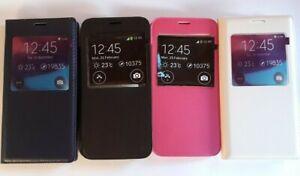 Livre-Style-S-VIEW-Etui-a-Rabat-pour-Telephone-pour-Samsung-Galaxy-S5-Mini
