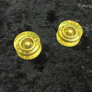 Montreux Retrovibe #218 aged gold speed knobs