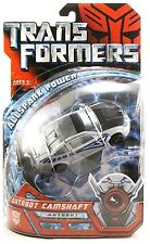 TRANSFORMERS CAMSHAFT ALL SPARK POWER DELUXE MOVIE 1 EDITION