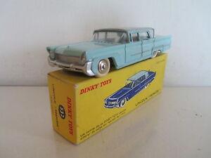 Dinky Toys Française 532 Lincoln Premiere Mib 9 En Boite Très Belle L @@ k