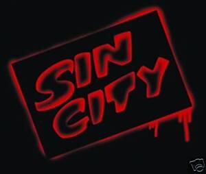 Sin-City-Stencil-Logo-Extra-Large-XL-T-Shirt