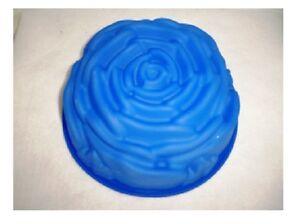 Teglia-da-Forno-in-Silicone-Rosa-Grande-24-x-H-9-4-cm-Gugelhupf