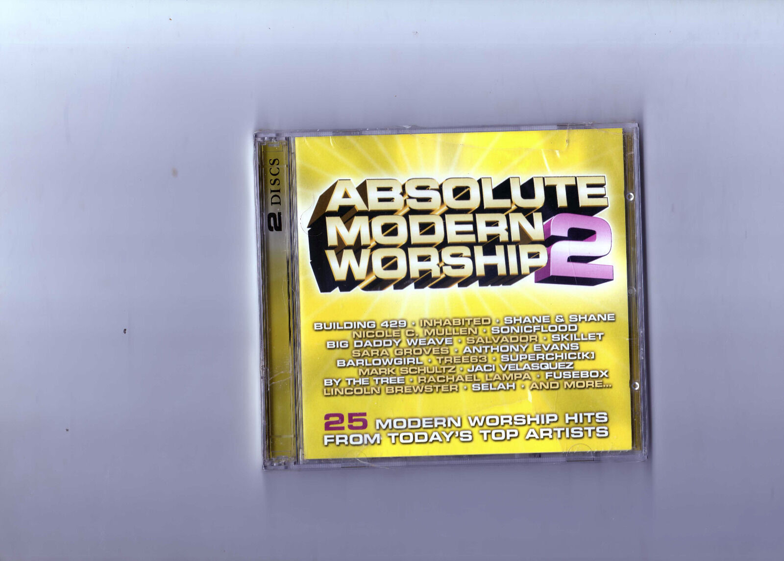 Absolute Modern Worship 2006 By Various Artists Cd Jan 3 Fuse Box Stock Photo