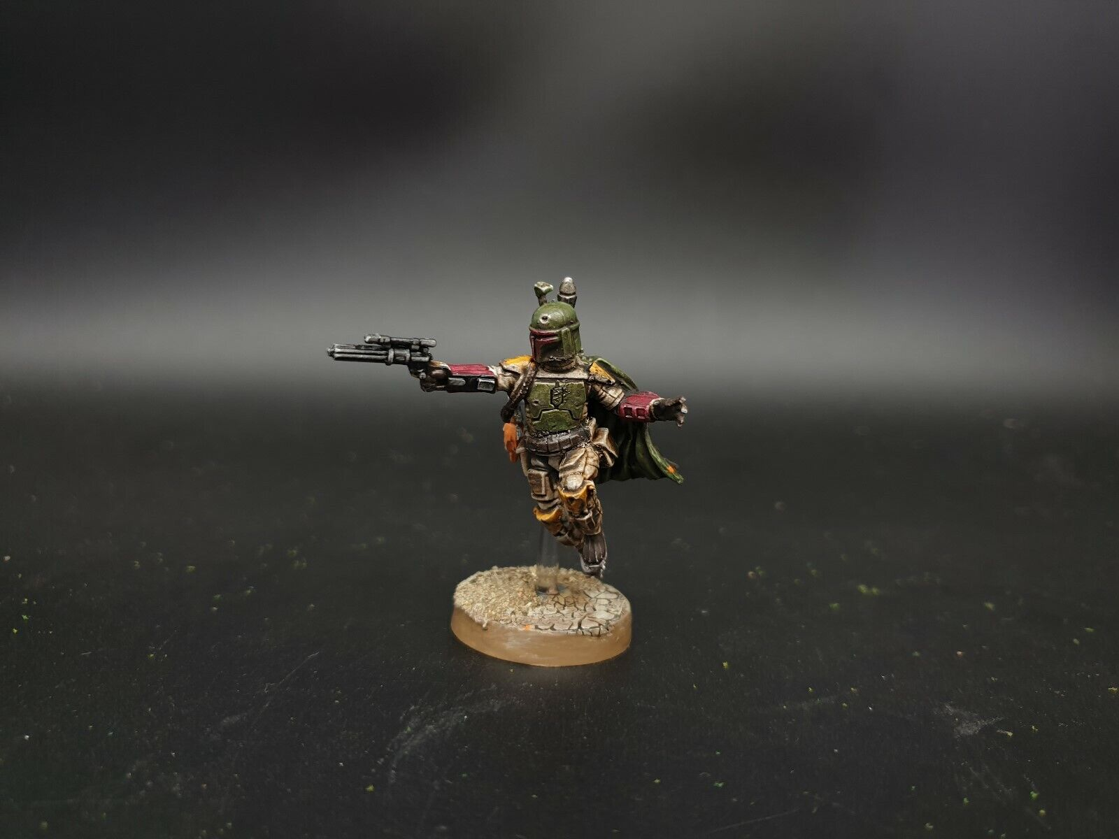Star wars legion Boba fett pro painted