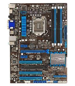 ASUS P8H77-M Motherboard Intel H77 LGA1155 DDR3 VGA DVI HDMI With a I//O