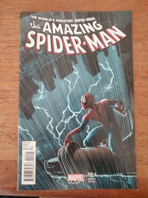 Amazing Spider-man #700.4  ,JTC Variant