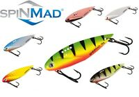NEW CICADA BLADE BAIT SPINMAD KING 18g ZANDER PIKE PERCH CHUB ULTRA LIGHT LURES