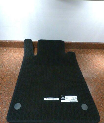 Original felpudos Rips mercedes slk-Klasse r171 w171 negro 2004-2011