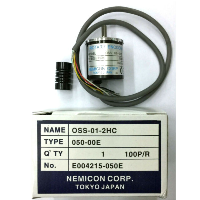 A●NEMICON OSS-02-2HC Encoder 200P/R New