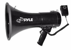 PylePro PMP53IN 50 Watts Professional Piezo Dynamic Megaphone with 3.5mm Aux-Input For Digital Music / iPhone Canada Preview