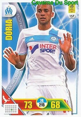 149 PATRICE EVRA OLYMPIQUE MARSEILLE OM CARTE CARD ADRENALYN LIGUE 1 2018 PANINI