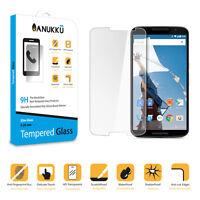Pellicola Vetro Temperato Anukku Slim 0.26mm Protettiva Per Motorola Nexus 6