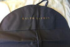 """New Long Polo Ralph Lauren Blue Nylon Suit Garment Bag 53"""" X 24"""""""