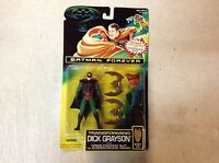 Batman Forever Transforming Dick Grayson Action Figure Kenner Toy On Card 1995 on sale